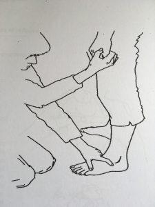 Reflexologia vertical
